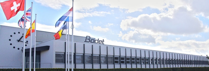 Bodet Factory 2018 Success