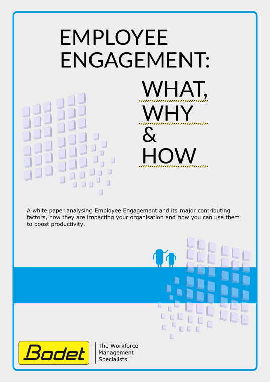 research paper in employee engagement What great managers do to engage research shows that managers account for as much as 70% of variance in employee engagement scores given the.
