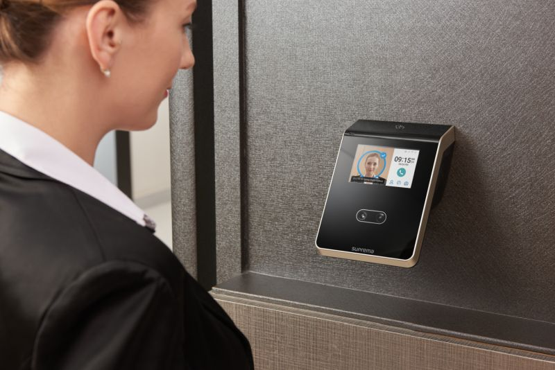 Facial Recognition to Complement Kelio Time & Attendance