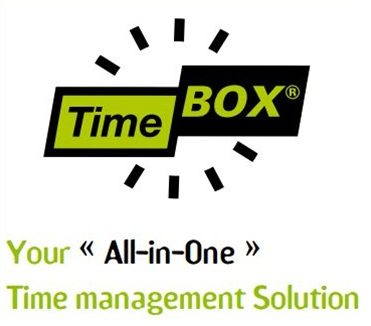 Timebox time recording software